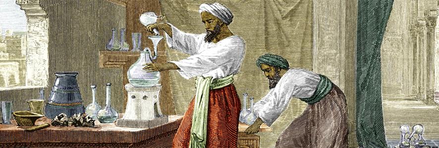 الدروس الطبية الإكلينيكية في الحضارة الإسلامية